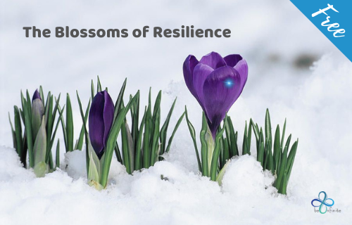 Be infinite_The Blossoms of Resilience