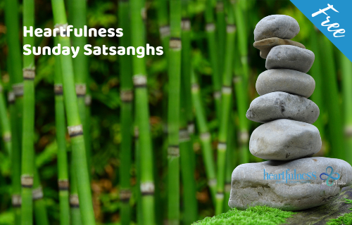 Be infinite_Heartfulness Sunday Satsanghs
